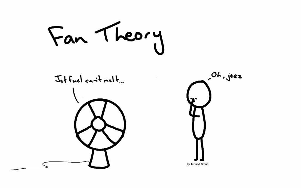 Tut and Groan Fan Theory cartoon