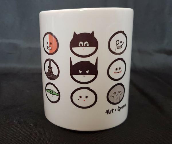 Mug: Shameless Bat-tastic Sell Out