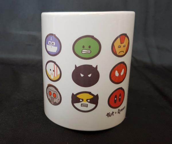 Mug: Shameless Marvel-ous Sell Out